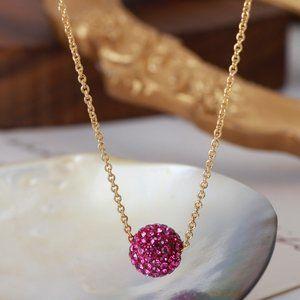 Kate Spade Simple Ball Pendant Necklace